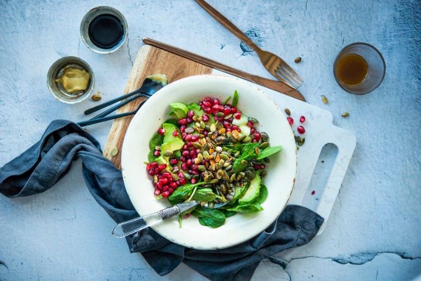 Värve ja vitamiine!  Loe, milliste toitudega taaskäivitada talvest väsinud organismi!