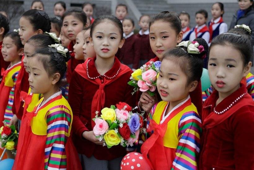 PIDUPÄEV: Põhja-Koreas valiti parlamenti