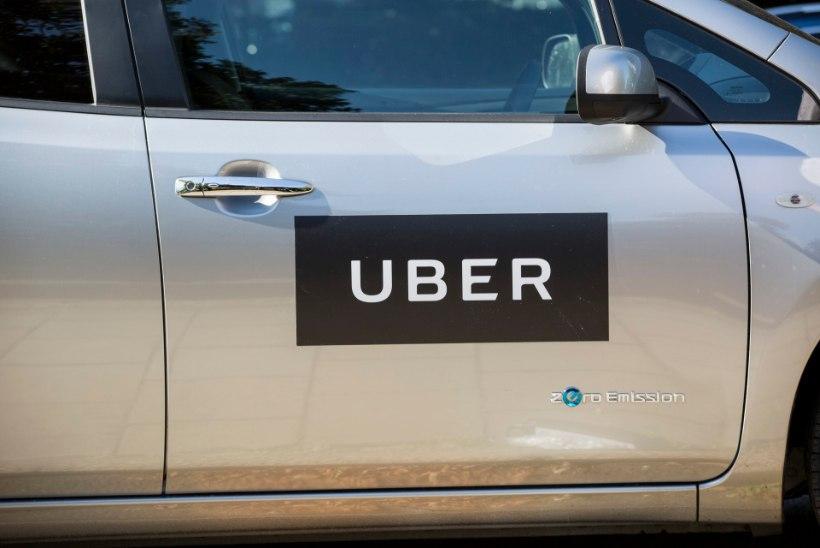 Mida unustavad eestlased Uberi taksodesse?