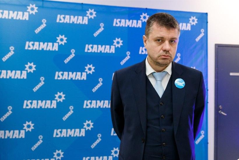 VIDEO | Urmas Reinsalu: omaette argument oli Ratase sõnum, et punaste liinide alusel läbirääkimisi ei peeta