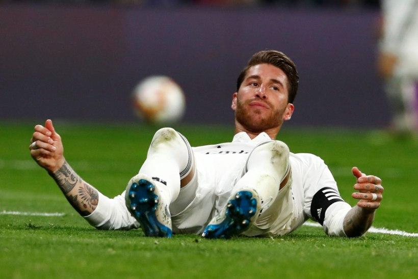 Ramos esitas Realile väidetavalt ultimaatumi: palkate Mourinho, kaotate minu