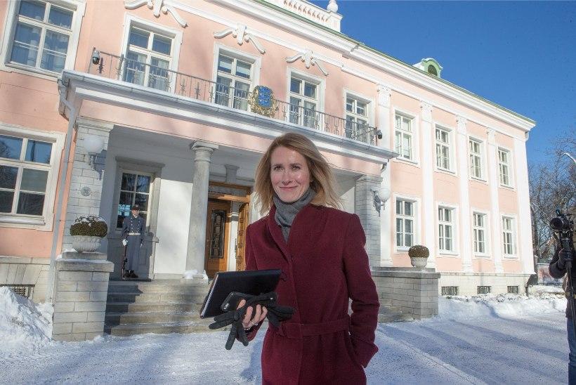 Kaja Kallas Isamaa otsusest: see oli ootuspärane, aga olen pettunud, et inimesed lubadusi ei pea