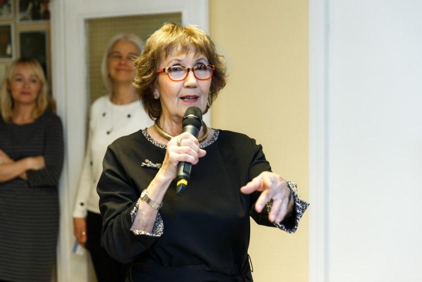 GALERII   REET LINNA 50 AASTAT ETVs   Tööjuubilar: olen tänulik nendele, kes mind välja on kannatanud