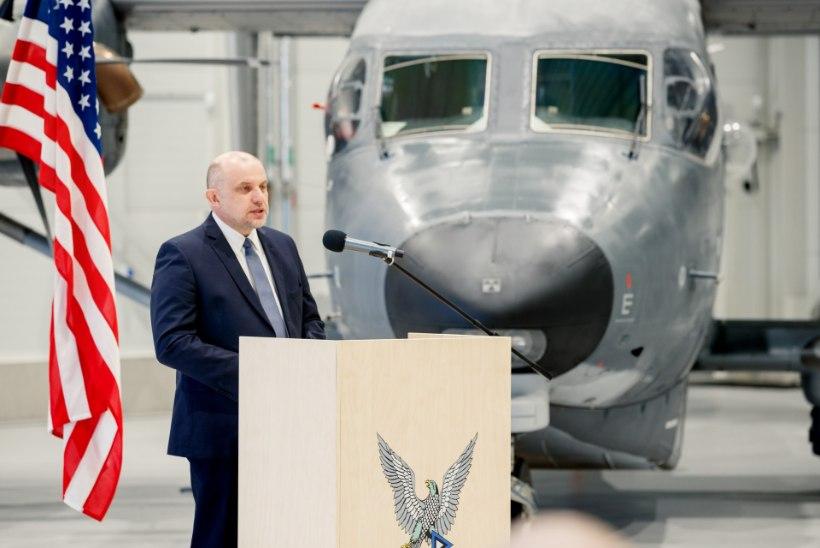 Kas USA esitab Eestile arve siin paiknevate vägede eest?