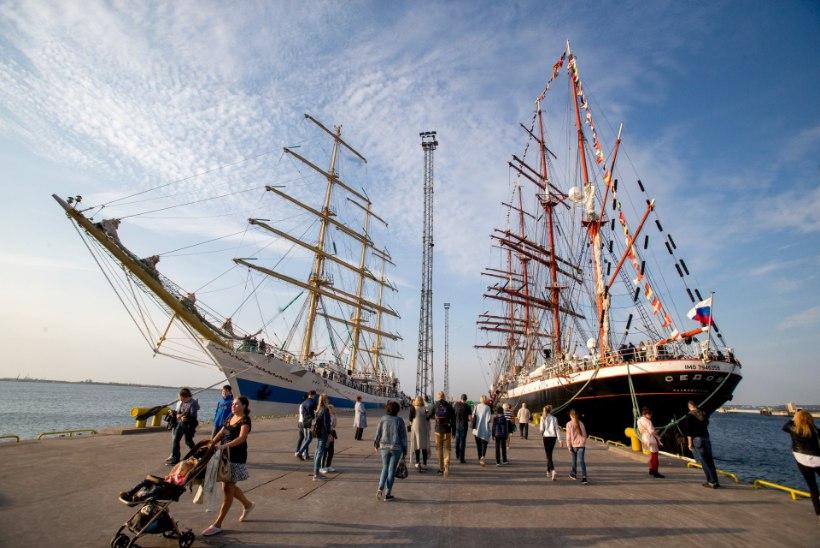 Välisluure: Venemaa kasutab mõjutustegevuseks tsiviillaevu, ka Tallinna merepäevade sagedast külalist