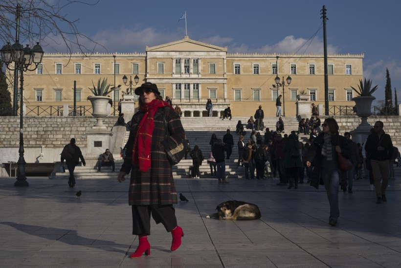 LIGI 300 MILJARDIT EUROT: Kreeka survestab Saksamaad sõjakahjude hüvitamise hiigelnõudega