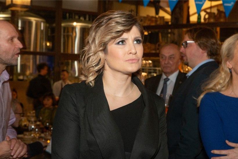 Viktoria Ladõnskaja-Kubits võimuliidust EKREga: see ei ole minu unelmate soov