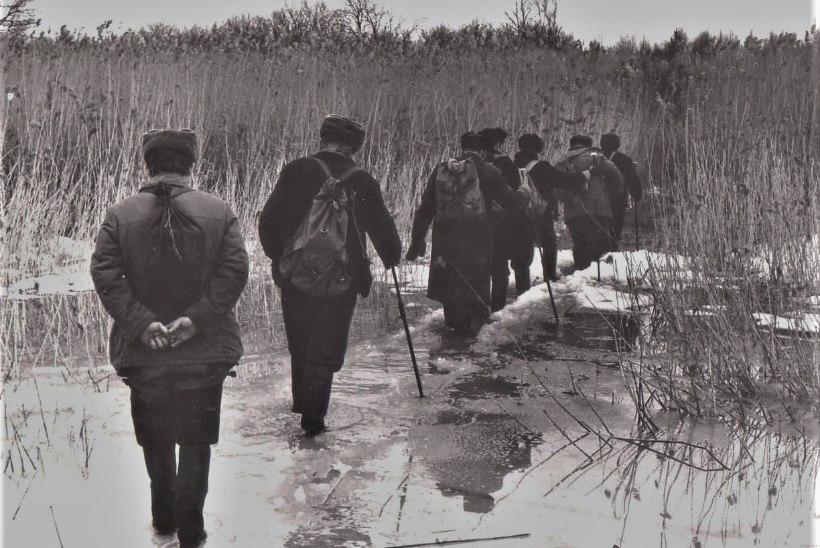 VETERANKALAMEES KATENEVI PÄEVIKUD: aasta 1971