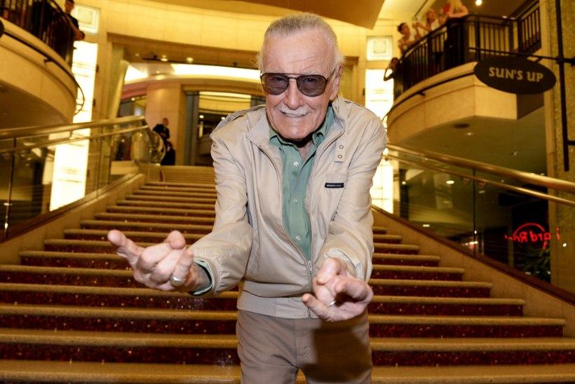 HÜVASTIJÄTT KESTAB: Stan Lee näitab enda nägu veel paaris Marveli filmis