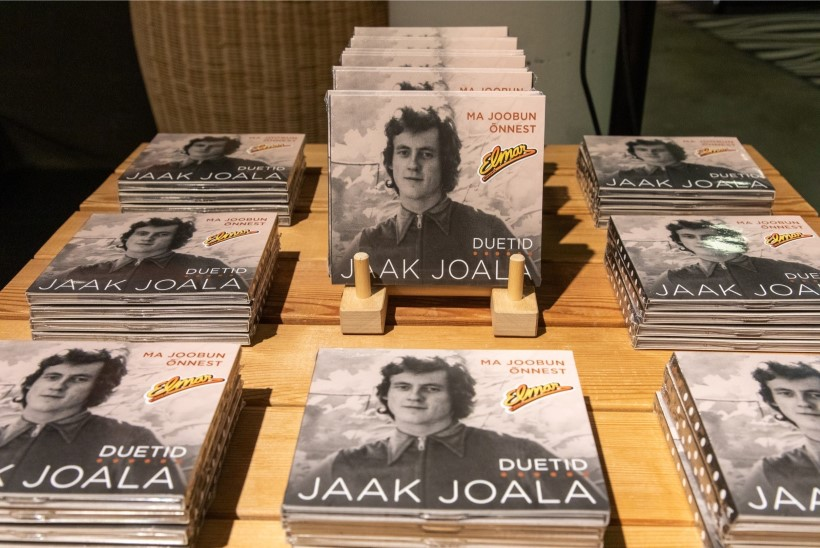 GALERII | Olavi Pihlamägi esitles Jaak Joala albumit, millel kõlavad duetid