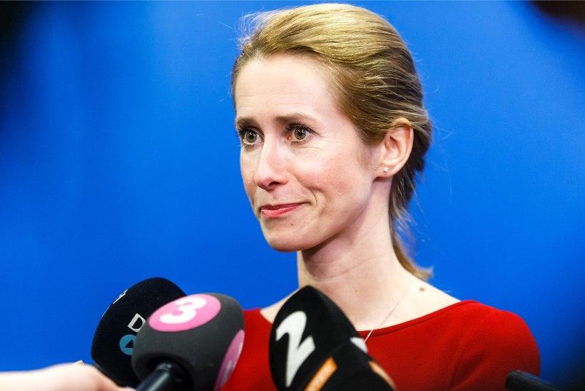 Kaja Kallas: ärge ohverdage Eestit ainult oma isiklike võimuambitsioonide teostamiseks