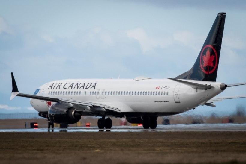 Viis kuud, kaks lennukatastroofi: Boeing 737 MAX 8 on ka Tallinnas maandunud