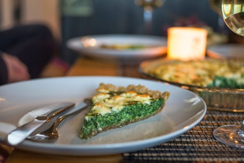 BLOGI | Püha Patricku päevaks sobib spinatipirukas brõnsaga