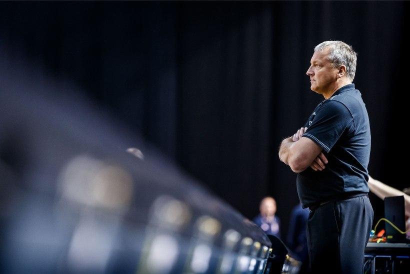Tahad saada Eesti korvpallikoondise peatreeneriks? Saada alaliitu avaldus!