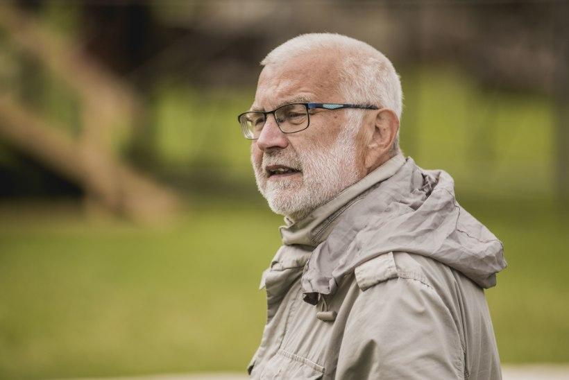 """Ivo Eensalu: """"Ega kõike asju Hellest saa ju ka ära rääkida, ikkagi presidendiproua."""""""