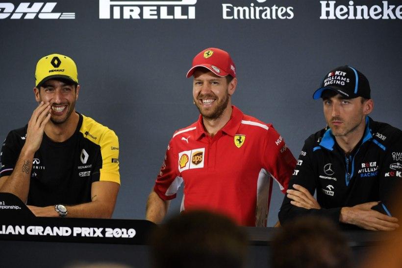 LIIGUTAV VIDEO | F1-täht pidas üliraskelt vigastada saanud konkurendi teemal südamliku kõne