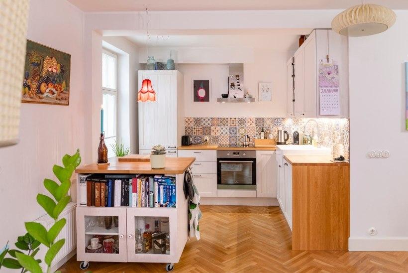 INSPIRATSIOON | Kodu, kus hubasust annavad mustrid ja värvid