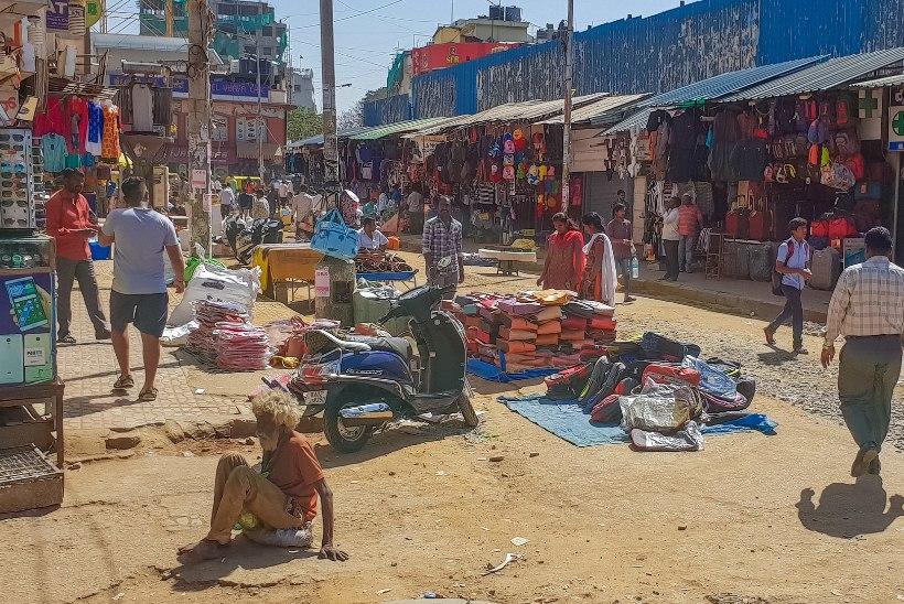 INDIA LÄÄNERANNIKUT AVASTAMAS: turistidest koormamata linnades tunned end nagu tõeline filmistaar