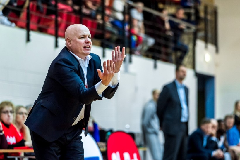 AJAKIRI BASKETBALL | Toomas Annuk – iseõppinud süsteemiväline treener