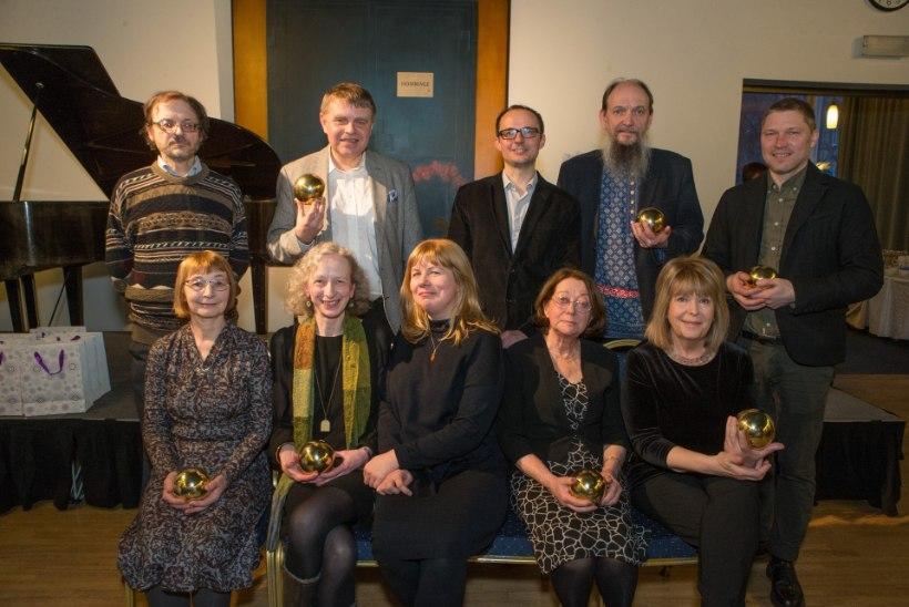 GALERII | Selgusid Kultuurkapitali kirjanduse aastapreemia laureaadid