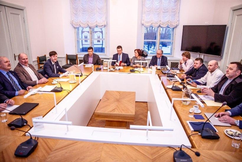 Koalitsioonikõnelustel jõuti kokkuleppele spordi, kultuuri ja noorsootöö punktides
