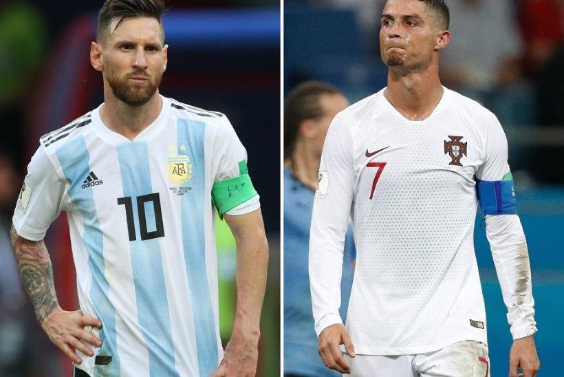 Ajaloo vingeim rivaliteet? Ronaldo ja Messi lükkavad teineteist üha ulmelisematesse kõrgustesse