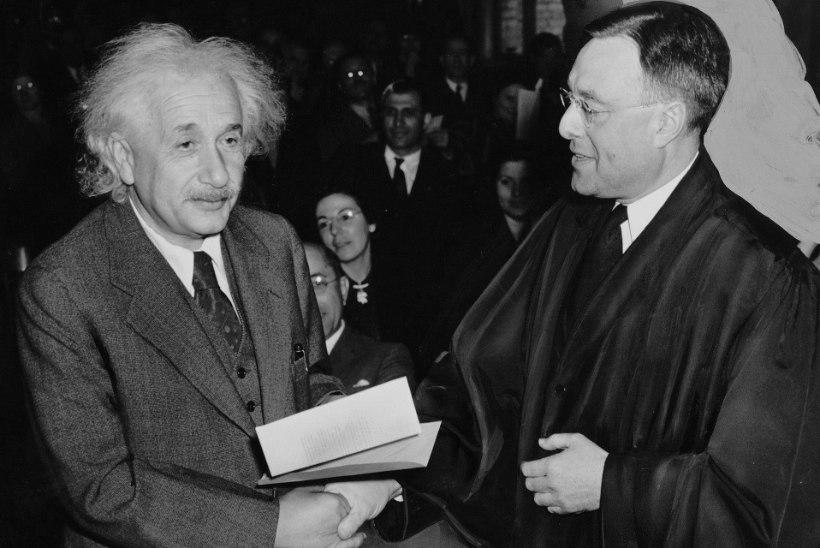 10 FAKTI Albert Einsteini kohta: 140 aastat maailmakuulsa füüsiku sünnist