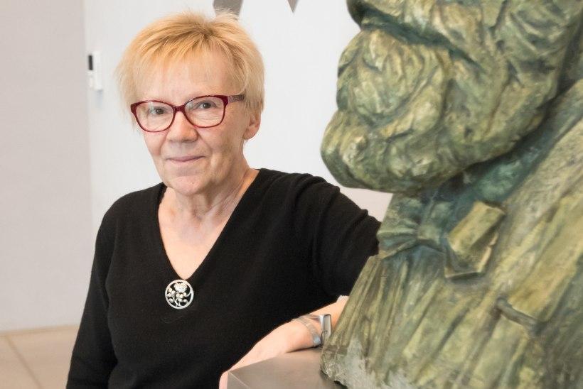 """Keeleteadlane Krista Kerge: """"Ma ei ole mures mitte eesti keele, vaid verbaalse keele, üldse igasuguse keele tuleviku pärast."""""""