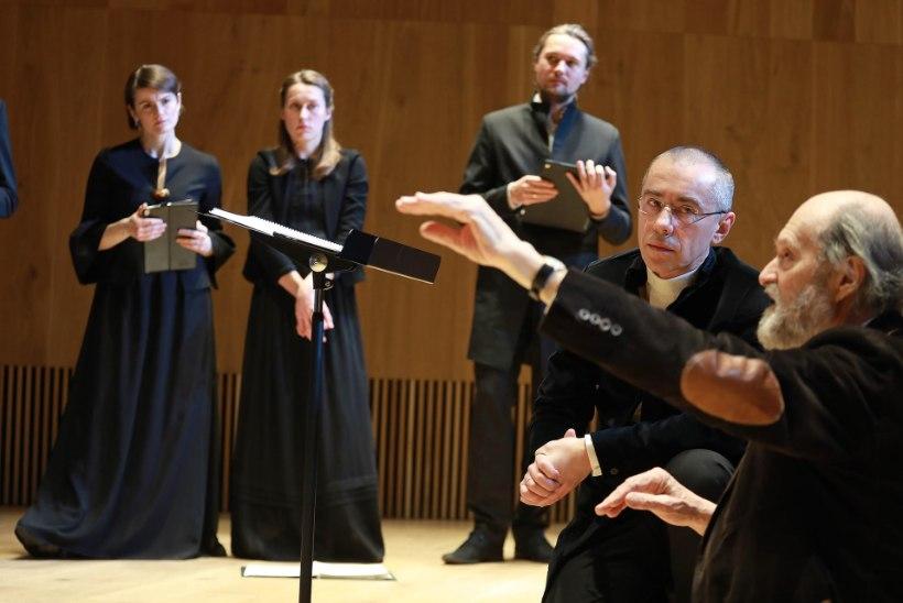 Arvo Pärt pälvis Saksa muusikaautorite auhinna