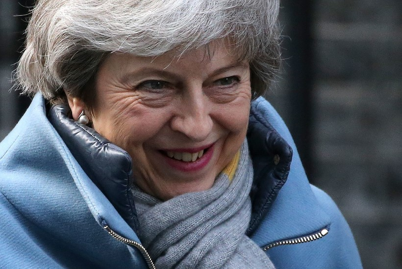 VISA HING: Theresa May üritab endiselt Brexiti lepingule toetust leida