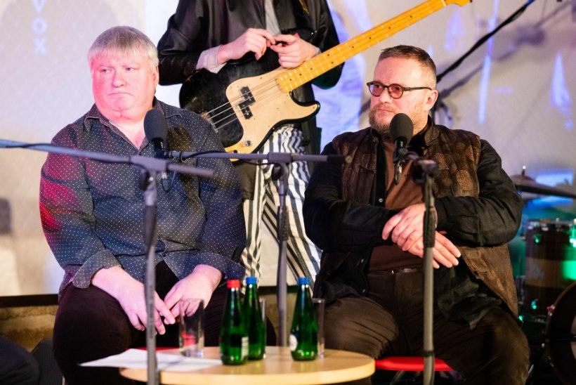 """Singer Vingeri kitarrist: """"Meelde küll ei tule, et oleksime kunagi kaine peaga lavale läinud."""""""