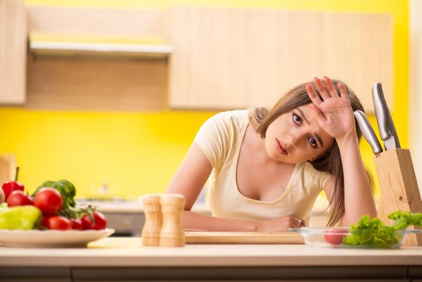 NOOR NAINE PIHIB: veganlus tegi mu paksuks ja uimaseks ning viis aneemia äärele!