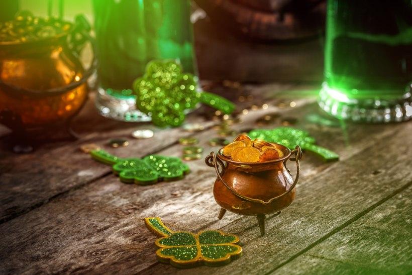 ÕNNELIKKU PÜHA PATRICU PÄEVA! 7 mõnusat iiri maitset