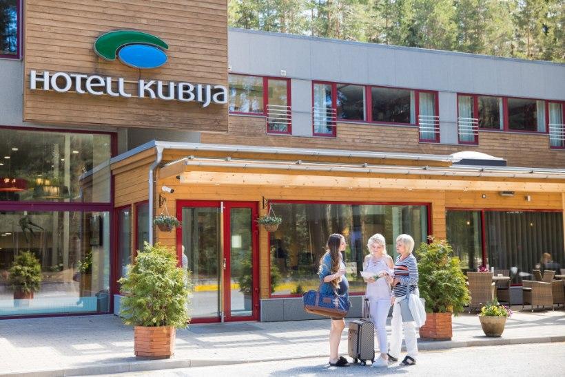 Kubija spaa toob Lõuna-Eesti looduse tuppa