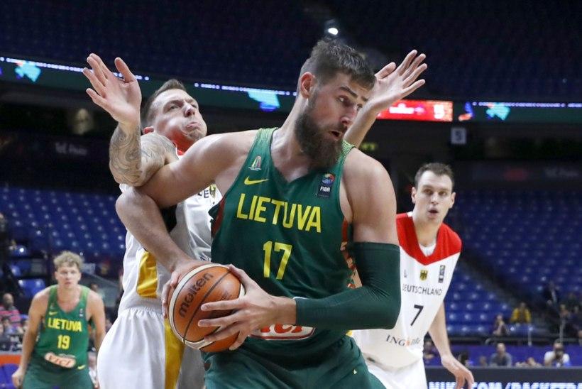 Loositi korvpalli MMi alagrupid, Leedu sai raske loosi