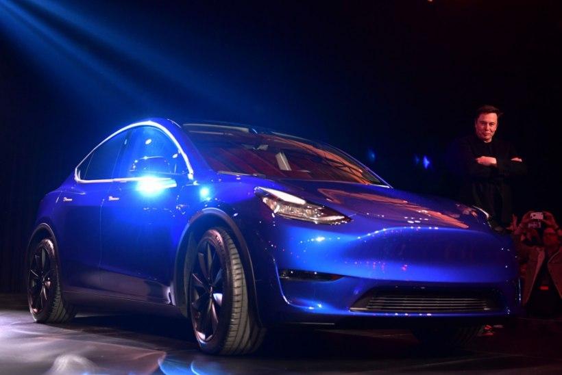 Tesla Model Y: kauaoodatud uustulnuk suudab sõita ühe laadimisega 480 km