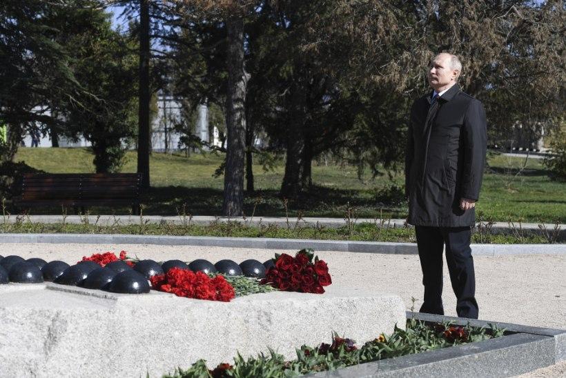 SAAKAŠVILI: Putin ründab järgmisena Soomet või Rootsit