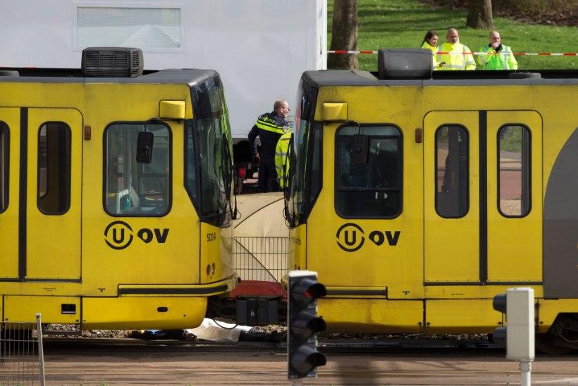 Politsei vahistas Utrechti tulistaja
