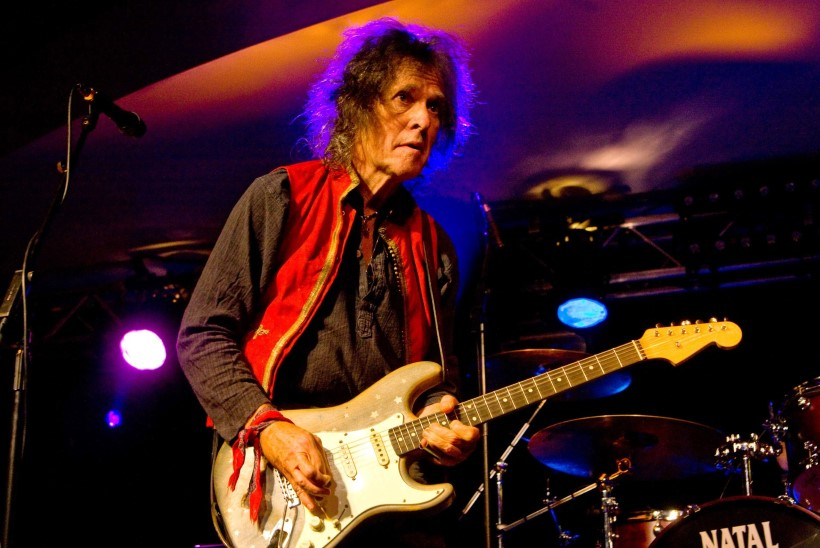Suri Ozzy Osbourne'i endine kitarrist Bernie Tormé