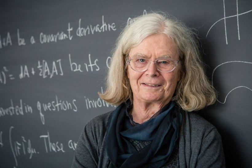 Eesti päritolu teadlane pälvis esimese naisena maineka matemaatikapreemia