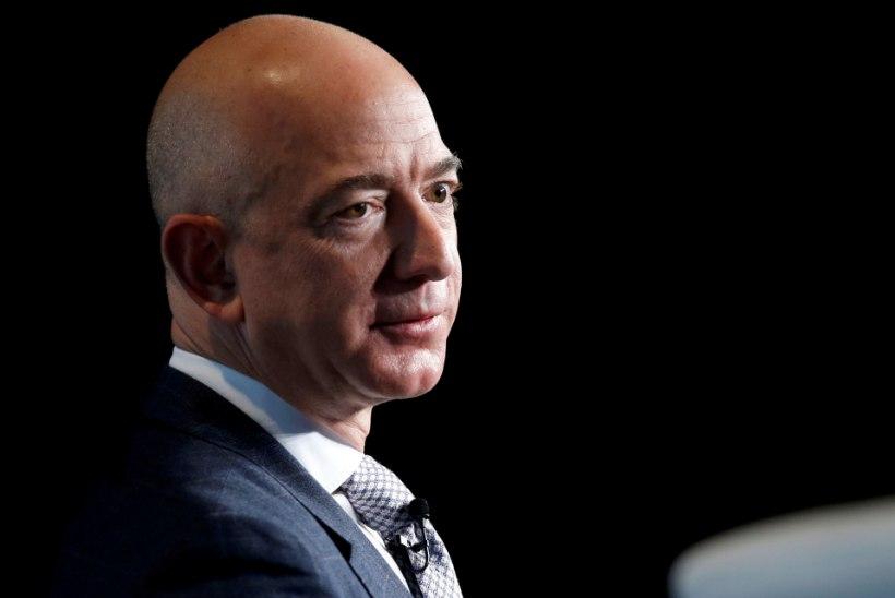 Jeff Bezose intiimsõnumeid lekitas tema armukese vend