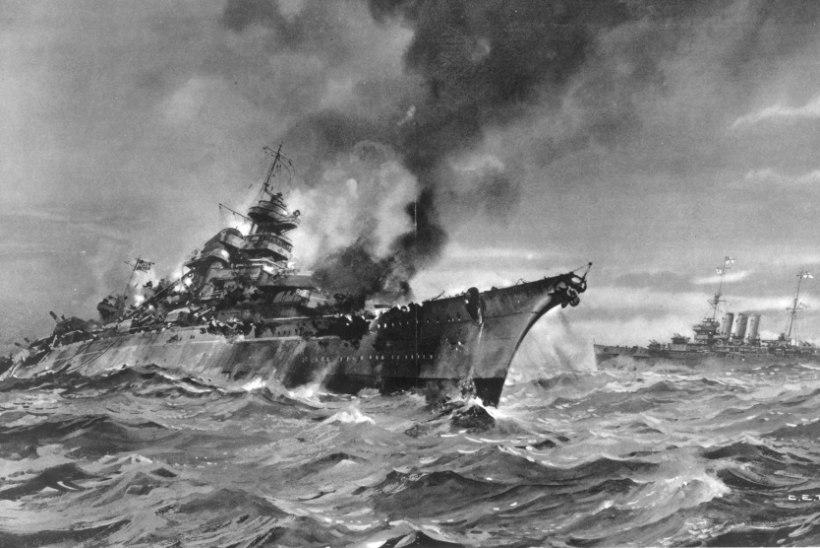 VIDEO | Kuidas uppumatu saksa lahingulaev Bismarck põhja läks?