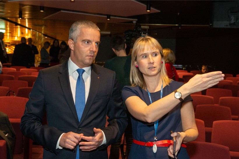 GALERII | Tallinkist sai Eesti kultuuri suurtoetaja