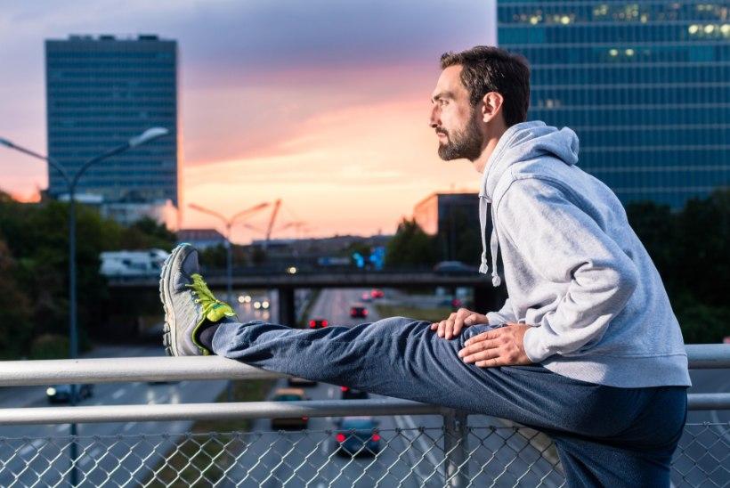 Kuidas mõjub hilisõhtune trenn kehale?