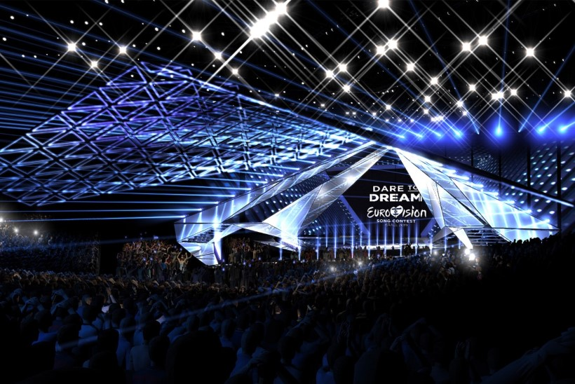 FOTOD | Vaata, milline näeb välja tänavune Eurovisioni lava