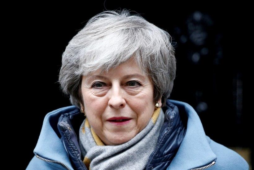 SEGADUS PÜSIB: Suurbritannia peaminister taotleb Brexiti edasilükkamist 30. juunini