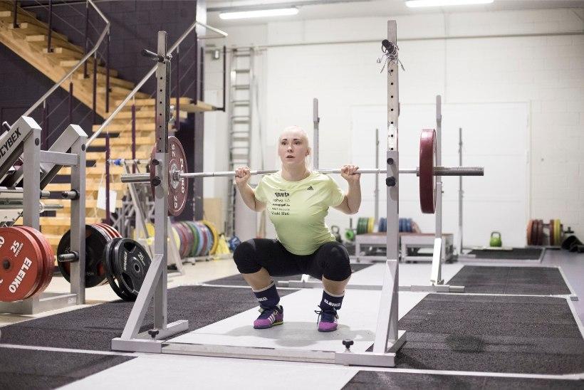 TUBLI: Anna Maria Orel valmistub Rootsis vägevaks arenguhüppeks
