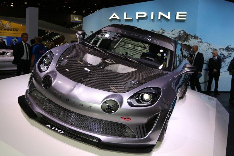 Euroopa autoturul koguvad populaarsust uued brändid