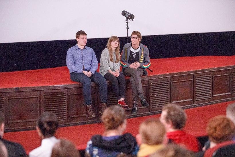 """GALERII   Kinos Sõprus esilinastus seiklussari """"Meelte sagedus Amazonases"""""""