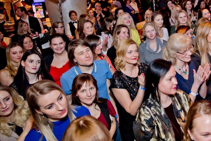 GALERII | Eestit Eurovisionil esindav hurmur Victor Crone meelitas kohale sadu kaunitare